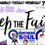 Keep The Faith Monday-Tuesday-Wednesday 7-8pm
