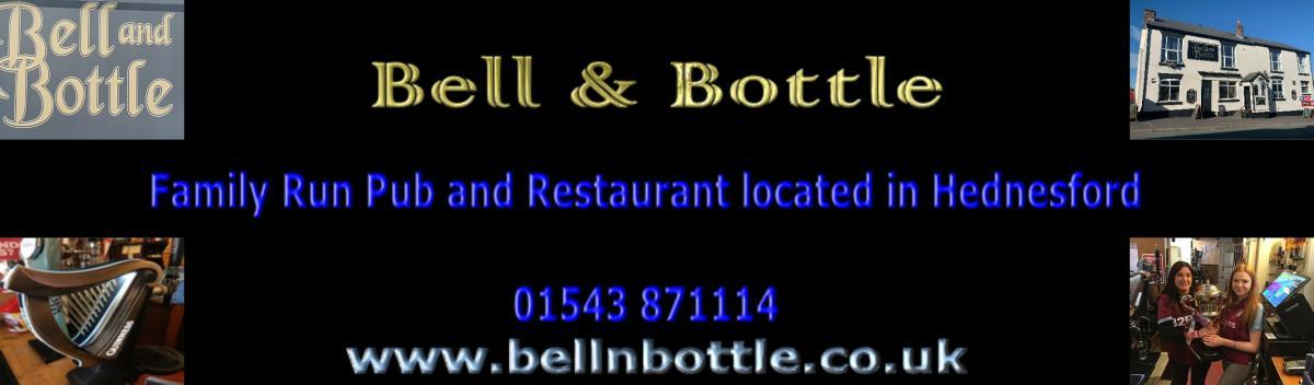 bell and bottle cannock banner